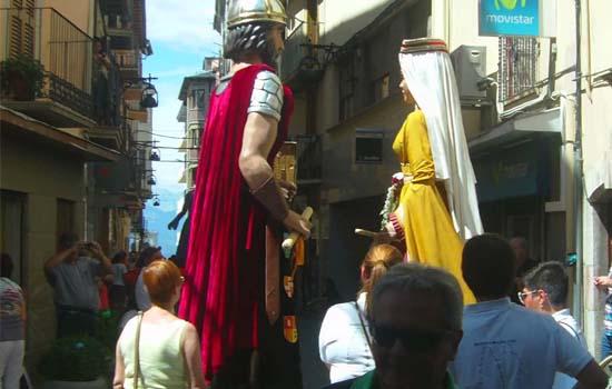 Fiestas comarca cerdanya